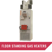Floor Standing Gas Heaters
