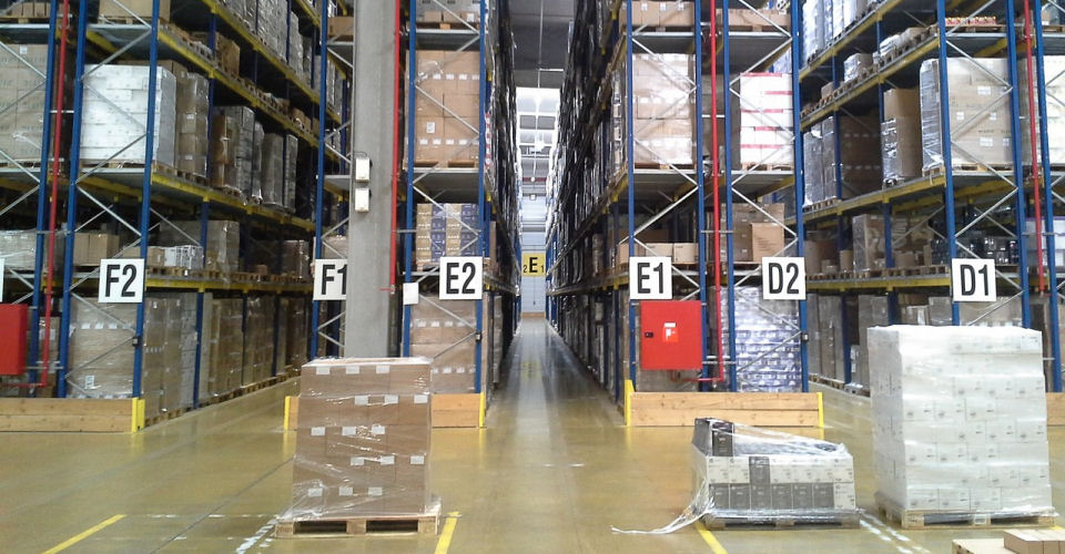 Industrial Heaters for warehouses